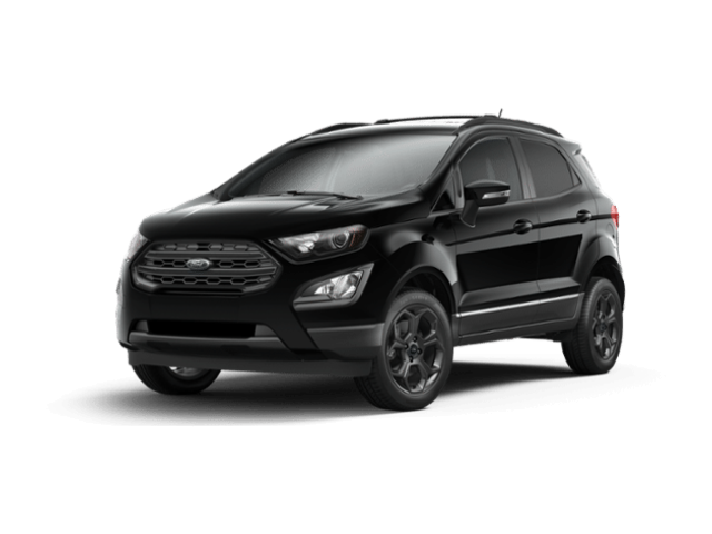 New 2018 Ford EcoSport SES SUV N22417 for Sale near Oxford, MI, at Skalnek Ford